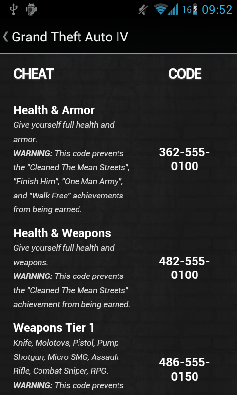 <b>Cheat Code Gta 4 Ps3</b> Jetpack - android tips for performance