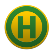 App Icon: Öffi - Fahrplanauskunft 8.33