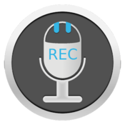 App Icon: Tape-a-Talk Voice Recorder Variiert je nach Gerät