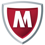 App Icon: McAfee Antivirus & Security 4.0.0.143