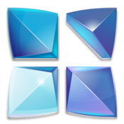 App Icon: Next Launcher 3D 3.0.1