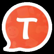 App Icon: Tango Messenger, Video, Anrufe Variiert je nach Gerät