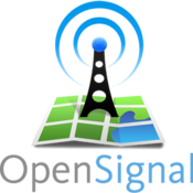 App Icon: OpenSignal - 3G/4G WLAN Karten Variiert je nach Gerät