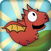 App Icon: Dragon, Fly! Free 5.1