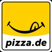 App Icon: pizza.de - Essen bestellen Variiert je nach Gerät