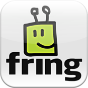 App Icon: fring Free Calls, Video & Text 4.5.1.1