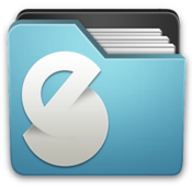 App Icon: Solid Explorer (Trial) 1.5.7