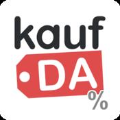 App Icon: kaufDA - Prospekte & Angebote Variiert je nach Gerät