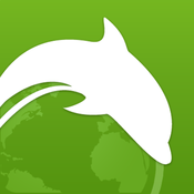 App Icon: Dolphin Browser 7.7.0