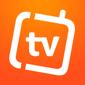 App Icon: dailyme TV, Serien, Filme und Fernsehen mit deinem Unterwegs - TV 3.4
