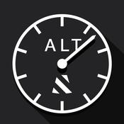 App Icon: Altimeter+ (Höhenmesser) 2.0