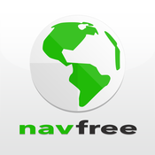 App Icon: Navfree GPS Vereinigte Staaten + Street View 2.3.66