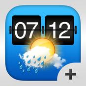 App Icon: Wetter+ 4.0.2