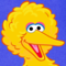 App Icon: Big Bird's Words... A Sesame Street App