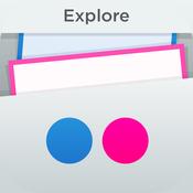 App Icon: FlickStackr Explore 3.9.2