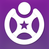 App Icon: Fitocracy – Daily Workout Tracker and Coach with 900+ strength, cardio, and abs exercises 2.2