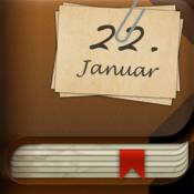 App Icon: Der Geschichtskalender 4.0