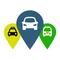 App Icon: Parken mit TraviPay