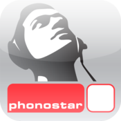 App Icon: phonostar Radio-App 2.1.1