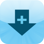 App Icon: iDownloads PLUS PRO - iDownload Manager : Free Music Downloader and Player 1.6.6