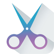 App Icon: Haar Umstellen - new hairstyle and haircut in a minute 3.1