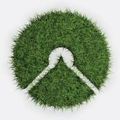 App Icon: komoot - Fahrrad & Outdoor Routenplaner für deine Wanderungen, Mountainbike und Rennrad Touren 5.7