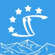 App Icon: Ski the World – Die App von Skigebiete-Test.de 1.6.1