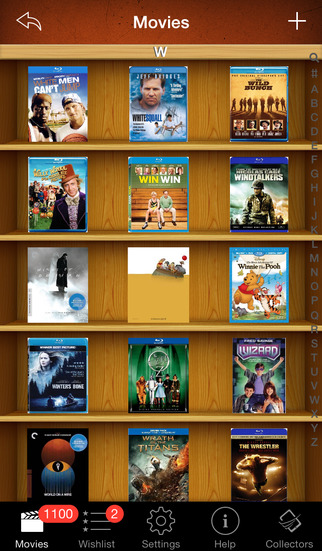 movie manager filmsammlung erstellen iphone ipad app chip. Black Bedroom Furniture Sets. Home Design Ideas