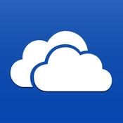 App Icon: OneDrive – Cloudspeicher für Fotos und Dateien 6.8