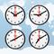 Weltzeituhr, Wecker und Zeitzone Rechner (News Clocks Lite)