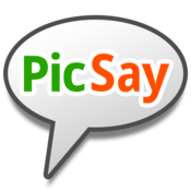 App Icon: PicSay - Photo Editor