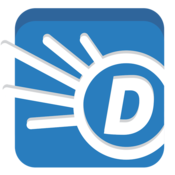 App Icon: Dictionary.com