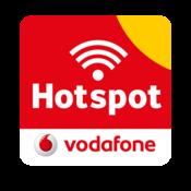 App Icon: Vodafone Hotspotfinder