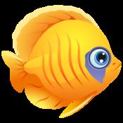 App Icon: Fisch Abenteuer