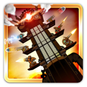 App Icon: Steampunk Tower