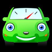 App Icon: Mein Auto - Kraftstoff, Kosten