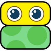 App Icon: HELP OUT - Blocks Game