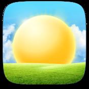 App Icon: GO Wetter Vorhersage& Widgets