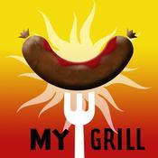 App Icon: MyGrill – Die besten Grillrezepte 2.3