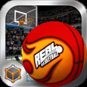 App Icon: Real Basketball