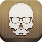 App Icon: Hipster Zombies