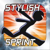 App Icon: Stylish Sprint 1.6