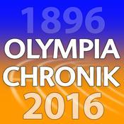 App Icon: Olympia-Chronik: Alle Olympischen Spiele seit 1896 2.1.2