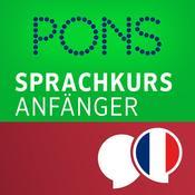App Icon: Französisch lernen - PONS Sprachkurs für Anfänger 2.61