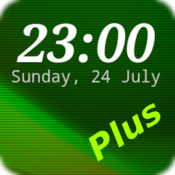 App Icon: DIGI Clock Widget Plus