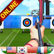 App Icon: Archer WorldCup - Archery game