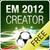 App Icon: EM 2012 Creator (Euro 2012)