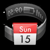 App Icon: Calendar in Status bar