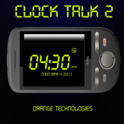 App Icon: Clock Talk 2 Adfree