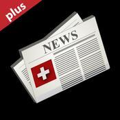 App Icon: Schweizer Zeitungen + 1.2